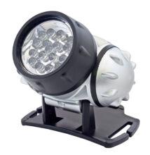 Fejlámpa, 19 LED