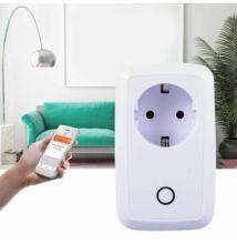 Telefonról irányítható okos konnektor