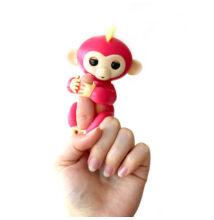 Markoló Maki a kapaszkodó majombarát Rózsaszín Markoló Maki
