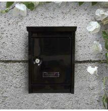 Postaláda - több színben - Fekete