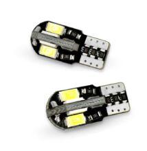 LED izzó CAN113 T10-3W-240l-8 SMD LED 2 db/bliszter