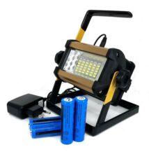 50 wattos kültéri hordozható reflektor
