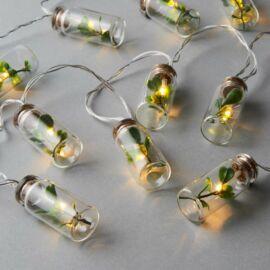 URBAN JUNGLE LED befőttes üveg égősor 20égő
