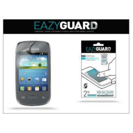 Samsung S5310 Galaxy Pocket Neo képernyővédő fólia - 2 db/csomag (Crystal/Antireflex)