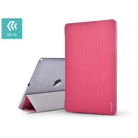 Apple iPad Pro 12.9 (2018) védőtok (Smart Case) on/off funkcióval - Devia Light Grace - red