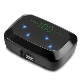 M11-9 TWS vezeték nélküli intelligens érintőképernyős fülhallgató Bluetooth 5.0