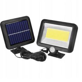 napelemes lámpa