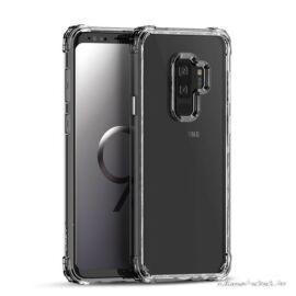 iPaky Crystal ütésálló Samsung Galaxy S9 plus átlátszó tok