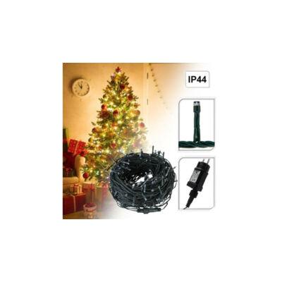 Karácsonyi fényfüzér, 8 mozgó beállítással, 480 LED - színes