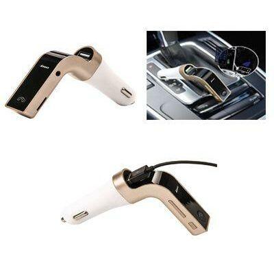 Carg7 - Bluetooth FM Transmitter, USB és MicroSD kártya foglalattal