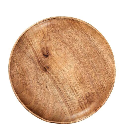 FOREST deko tányér mangó fa 30cm