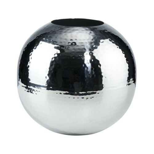 LORD váza rozsdamentes acél 20x18cm