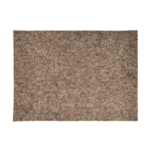 FELTO alátét szürkés barna 33x45cm