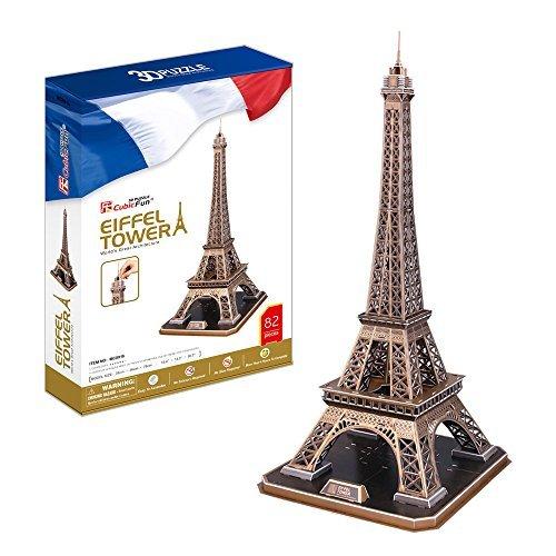 3D puzzle profi Eiffel Tower  916