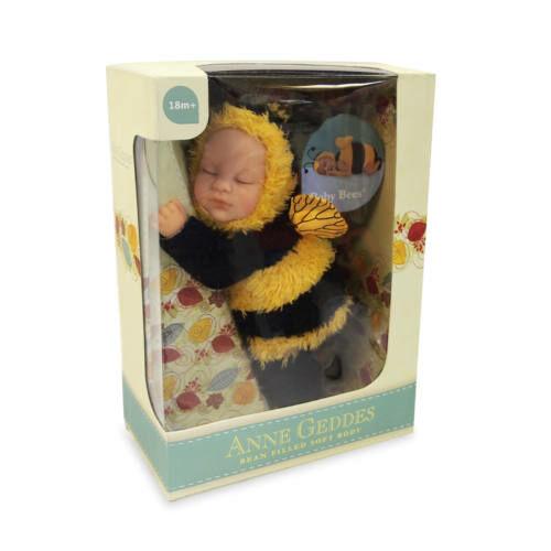 Anne Geddes babafigura, méhecske