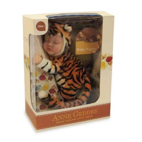 Anne Geddes babafigura, tigris