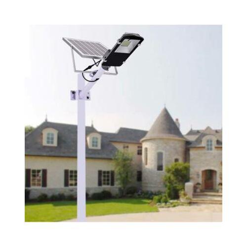 Napelemes udvari világítás - 60 LED