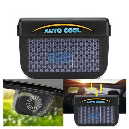 Napelemes autó szellőztető ventilátor