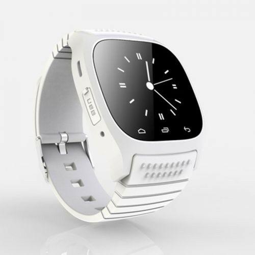 Okosóra Smart Watch M26 Magyar menüvel Fehér