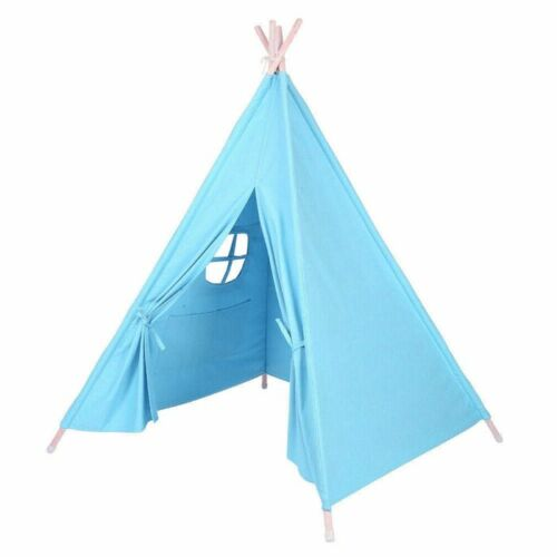 Indián sátor gyerekeknek - kék