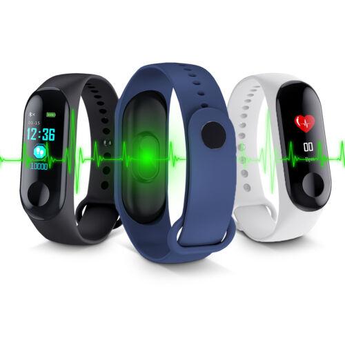 M3 pulzus vérnyomás és véroxigénszint mérő okoskarkötő kék