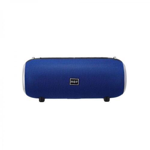H@F Telefontartós Hordozható Kompakt Bluetooth Hangszóró Kék