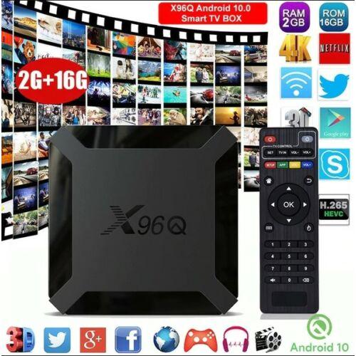 X96 tv box