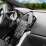 Kép 1/5 - Vezeték nélkül töltő Autós telefontartó