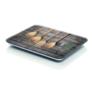 """Kép 1/3 - LAICA digitális konyhai mérleg""""fakanál""""                   10 kg / 1 g"""