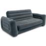 Kép 1/7 - INTEX Pull-Out felfújható, átalakítható kanapé ágy, 203 x 224 x 66cm (66552)