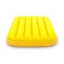 Kép 1/7 - INTEX Cozy Kidz felfújható matrac, sárga, 88 x 157 x 18cm (66803)