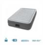 Kép 1/7 - INTEX Comfort Plush felfújható vendégágy, 99 x 191 x 33cm (67766)